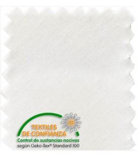 Schrägband Baumwolle 30mm - Elfenbeinfarbe