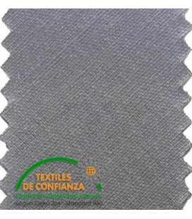 Bies Coton 30mm - Gris foncé