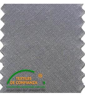 Schrägband Baumwolle 30mm - Farbe Dunkelgrau