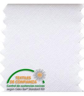 Schrägband Baumwolle 30mm - Weiß