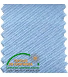 Bies Algodón 30mm - Color Azul Maya