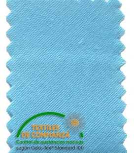 Schrägband Baumwolle 30mm - Türkis Farbe