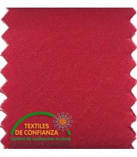 Bies Algodón 30mm - Color Rojo
