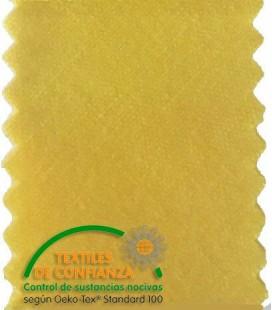 Schrägband Baumwolle 30mm - Senfgelb Farbe