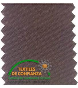 Schrägband Baumwolle 30mm - Braune Schokoladenfarbe