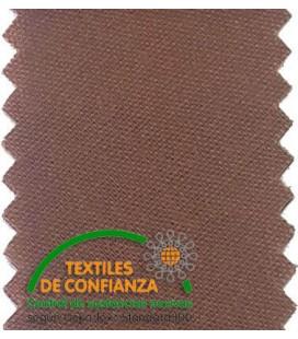 Schrägband Baumwolle 30mm - Braune Farbe