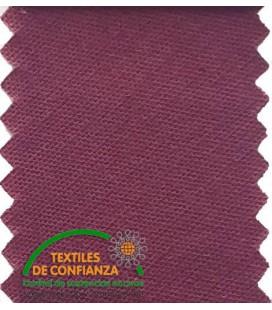 Schrägband Baumwolle 30mm - Dunkle Granatfarbe