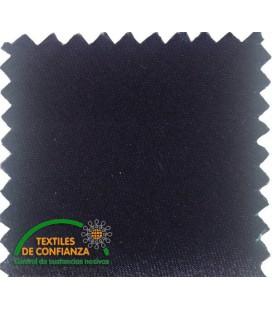 Baumwolle Satin 18mm - Marineblau