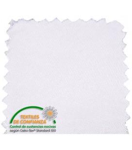 Bias Raso 30MM - Weiße Farbe