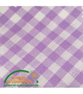 Vichy Bias 30mm - Color Lilac