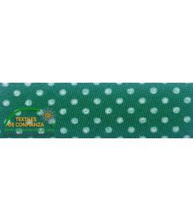 Bies estampado 18mm - Color Verde