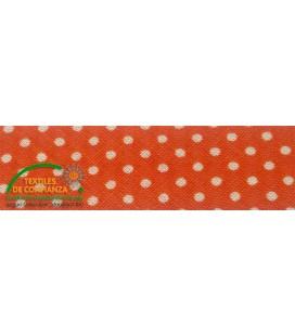 Bies printed 18mm - Orange color