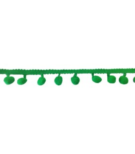Strips of emerald green arbutus | 18 meter roll