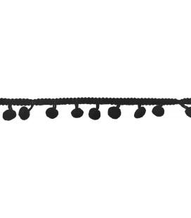 Strips of black color arbutus | 18 meter roll
