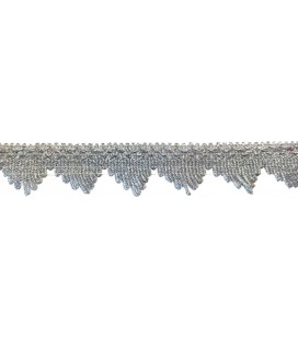 Trimmings with spikes - Width 4cm - Piece 13 meters.