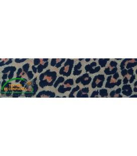 Bies imprimé 30mm - Leopard