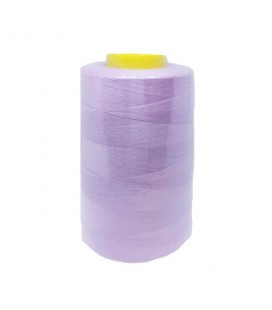 Fil de polyester 5000 m 40/2 - Mauve (12 pcs.)