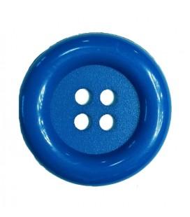 Clownknopf - Elektrisches Blau Farbe - 25 und 100 Einheiten