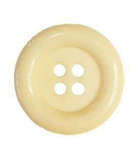 Botón payaso - Color crudo - 25 y 100 unidades