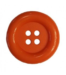 Clown button - Orange color - 25 and 100 units