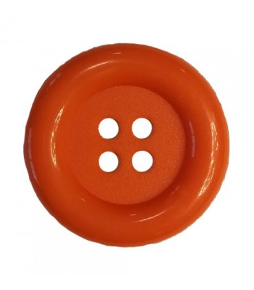 Clown button - Orange color - 25 and 100 units