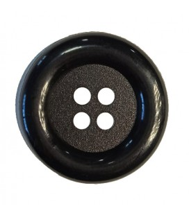 Clown button - Black color - 25 and 100 units