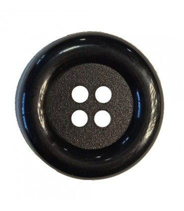 Clown button - Black color - 25 and 100 units
