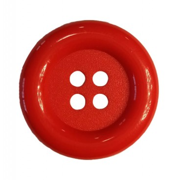Clown button - Red color - 25 and 100 units