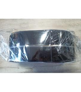 Klettverschluss 4cm marke Loop Hook - Rolle 25 Meter - Farbe Schwarz