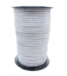 Goma Soutache o doble cordón - Rollo 100 metros. - 2 colores