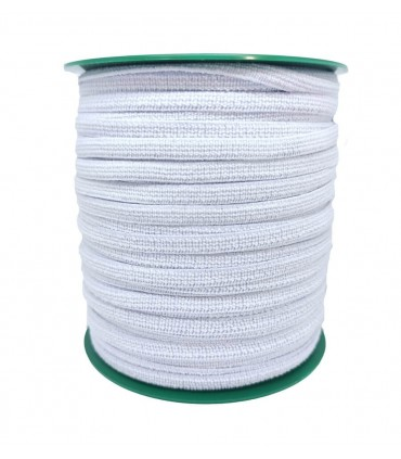 Rubber 6 mm Curl Type - 100 meters