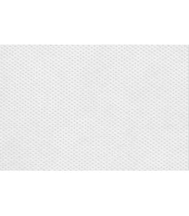 Tissu non tissé (TNT) - 40gr - Rouleau 50 mètres - Couleur blanche