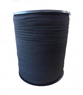 Konfektionsgummi 5 mm - Farbe schwarz - 9500 Meter