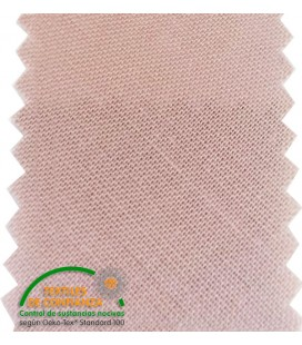 Schrägband Baumwolle 18mm - Make-up Farbe