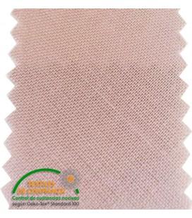 Schrägband Baumwolle 30mm - Make-up Farbe