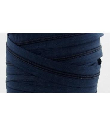 Rollo Cremallera - Malla 5 (3 cm ancho) - Color Azul Marino