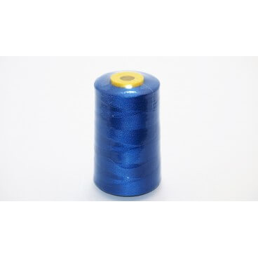 Hilo poliester 5000 yd 40/2 - Azul Electrico (12 uds.)