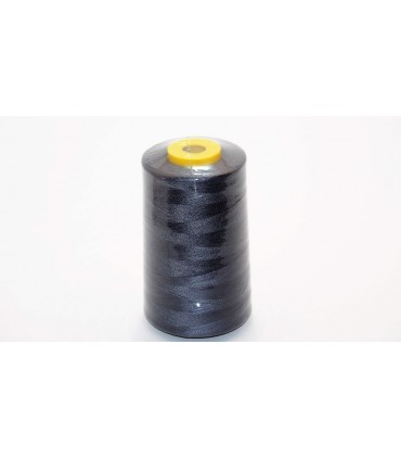 Hilo poliester 5000 yd 40/2 - Gris Oscuro (12 uds.)