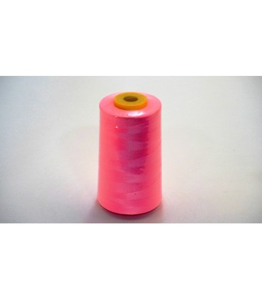 Hilo poliester 5000 yd 40/2 - Rosa (12 uds.)