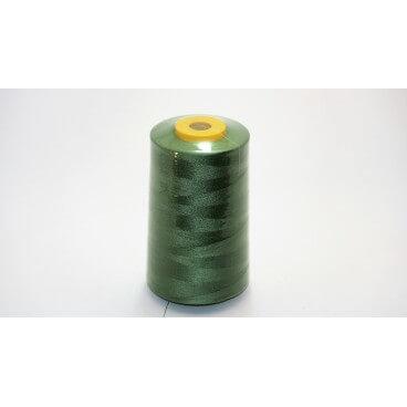 Hilo poliester 5000 yd 40/2 - Verde Caqui (12 uds.)