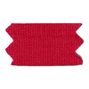 Beta algodón 25mm - Rollo 100 metros - Color Rojo