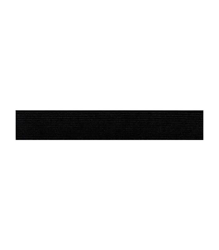 rubber braid elastic 25mm farben schwarz und wei. Black Bedroom Furniture Sets. Home Design Ideas