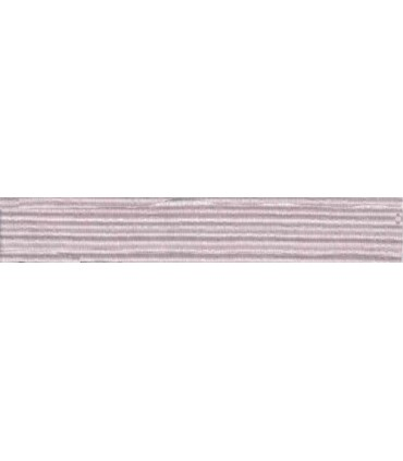 Elastic Braid Rubber - 6mm - Color Pale Pink - Roll 100 meters