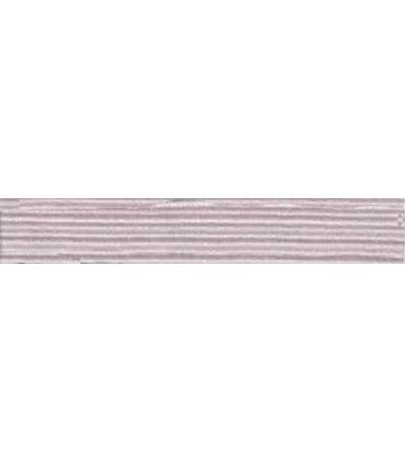 Goma Trenza Elástica - 8mm - Color Rosa Palo - Rollo 100 metros