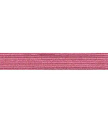 Elastic Braid Rubber - 6mm - Color Fuchsia - Roll 100 meters