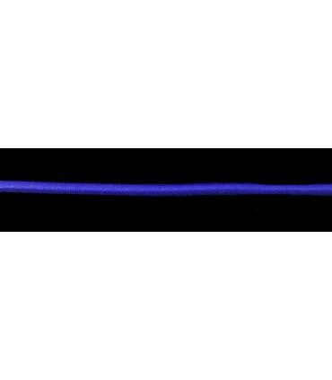 Cordón Elástico - Color Azul - Rollo 100m