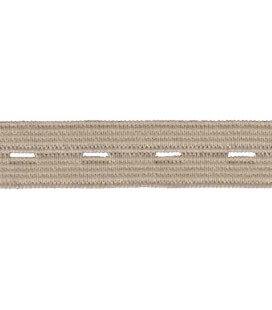 Oeillet caoutchouc - 15mm - 3 couleurs - Rouleau 25 mètres