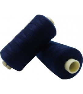 Torzal thread 380m - Box of 6 pcs. - Navy blue