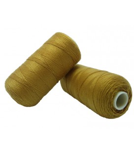Thread Torzal 380m - Box of 6 pcs. - Mustard