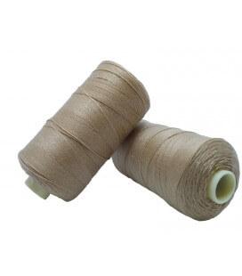 Thread Torzal 380m - Box of 6 pcs. - Camel